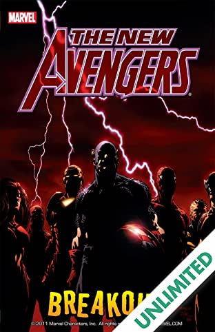 New Avengers Vol. 1: Breakout